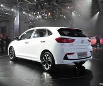 2017 Hyundai Verna hatchback debuts in China  Photos