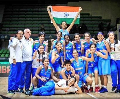 Sports Shorts: India pip Kazakhstan to win FIBA Women's Asia Cup