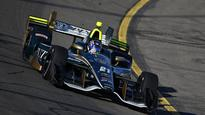 Josef Newgarden and Chevrolet speed to IndyCar win at Iowa
