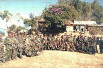 Naga leaders in Myanmar to meet with NSCN-K
