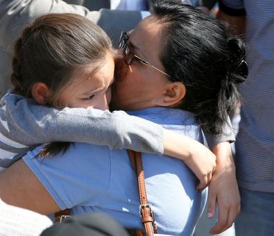 Teacher, student killed in US school shooting