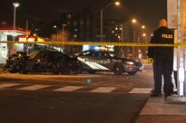 Six people injured in two-car collision in Scarborough