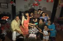 Divyanka Tripathi, Karan Patel and Ye Hai Mohabbatein star cast celebrate onscreen daughter Pihu's birthday in advance
