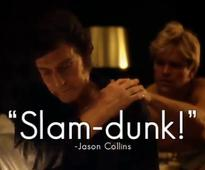 Jason Collins Calls 'Behind the Candelabra' a 'Slam-Dunk!...