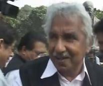Oommen Chandy rules out Kerala cabinet reshuffle