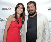 PIX: Freida, Anurag Kashyap at LA film fest