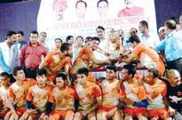 Adarsh SC, Sattari SC state kabaddi champs