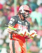 RCB climb to second position