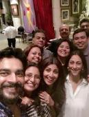 Picture Perfect! Shilpa-Madhavan Pose for a Selfie