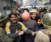 Police foil UN march, arrest JKLF chief Yasin Malik in Srinagar