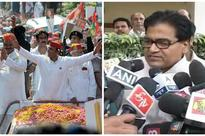 Cycle to Motorcycle? How Ram Gopal Yadav's Trip to EC Created a Stir
