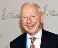 IOC's Hickey shares prison cell with THG executive