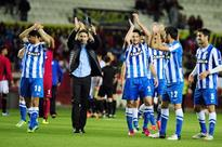 Real Sociedad, Valencia win to stay in fight for 4th in La Liga