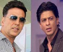 Shah Rukh, Akshay in Forbes list of worlds 100 highest