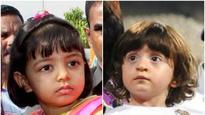 Like SRK, Amitabh Bachchan wants Aaradhya-AbRam to make a hit pair