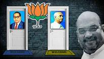 Have forthcoming Gujarat polls compelled Amit Shah to invoke Ambedkar?