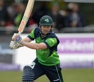 Ed Joyce, Kevin O'Brien help Ireland level series