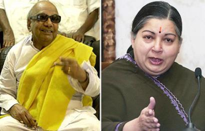 EC issues notices to Jaya, Karunanidhi over manifesto promises