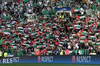 Celtic football fans raise funds for Palestine after show of solidarity