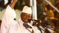 Gambia's longtime leader concedes election defeat