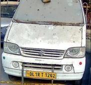 Woman's body found under car