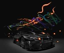 The New BMW Art Car For the 21st Century