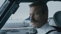 Aaron Eckhart a 'kid in the candy store' with Eastwood and Hanks on 'Sully'