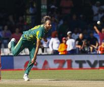South Africa spinner Imran Tahir racially abused by spectator