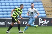 WATCH: Highlights from Luciano Becchio's trial match for Coventry City U23s vs Huddersfield Town U23s