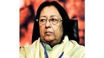 Najma Heptulla appointed as Chancellor of Jamia Millia Islamia
