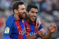 Happy ending for Barca and Messi