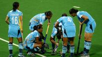 New low for Indian sports: Female hockey players forced to sit on the floor of a train