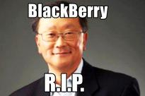 BlackBerry bangs final nail in coffin, lets Mounties hack you