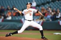 Ubaldo Jimenez settles down, helps Orioles sweep Twins