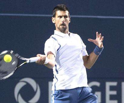 Rogers Cup: Djokovic continues Monfils mastery; Halep in final