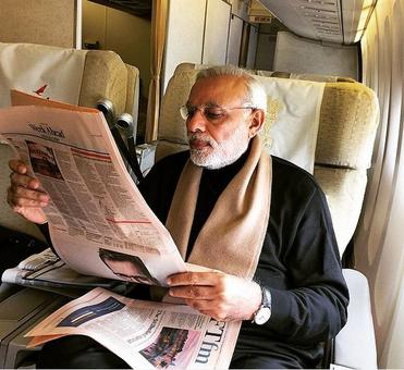 Amid language war, DGCA tells airlines to carry Hindi newspapers on board