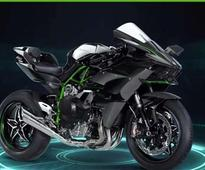 Kawasaki Teases New Supercharged Motorcycle
