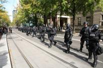 OPB Politics Now: Protests Over Portland Police Contract And City Races To Watch