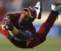 Dwayne Bravo ruled out for Big Bash League with a hamstring injury