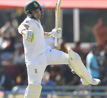 PHOTOS: Elgar scores unbeaten ton but Cummins makes it Australia's day