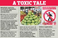 Govt agencies flout own pest control norms, encougarge farmers to use chemical pesticides, finds CSE study