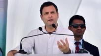 Meghalaya Poll: Rahul Gandhi accuses BJP govt of actively participating in corruption