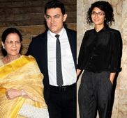 Kiran and my mom were scared when I was gaining weight for Dangal: Aamir Khan