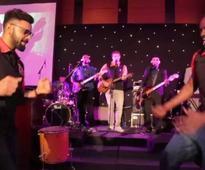 VIDEO: Watch Virat Kohli, Chris Gayle's crazy dance