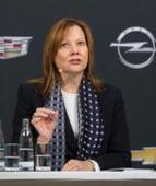 GM CEO Mary Barra at 16th CAR