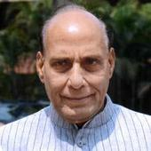 Rajnath expresses deep anguish over killing of 8 CRPF men