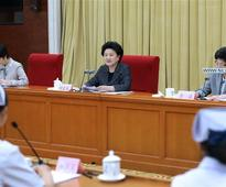 Vice premier meets recipients of Florence Nightingale Medal