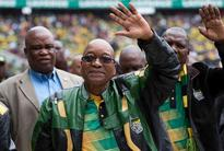 South Africa's Zuma says ANC not bound to elect deputy as leader