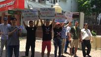 Anti-China protesters in Vietnam detained