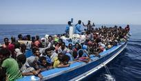 Turkey gathers boats to ship Muslim migrants to Greece in revenge over EU talks freeze